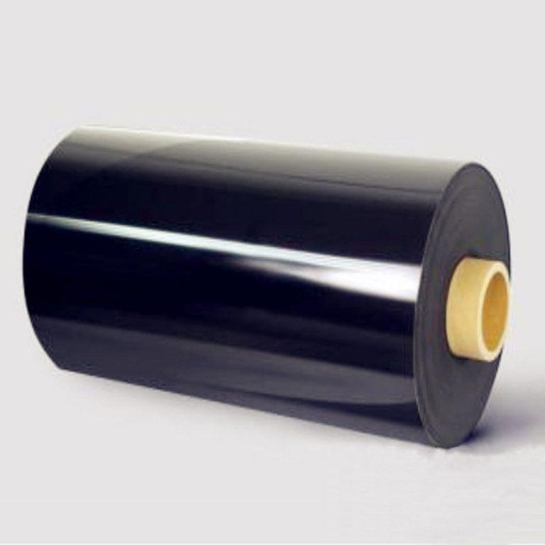 厂家直销 0.3mm黑色pc薄膜 薄膜开关用PC塑料板加工定制